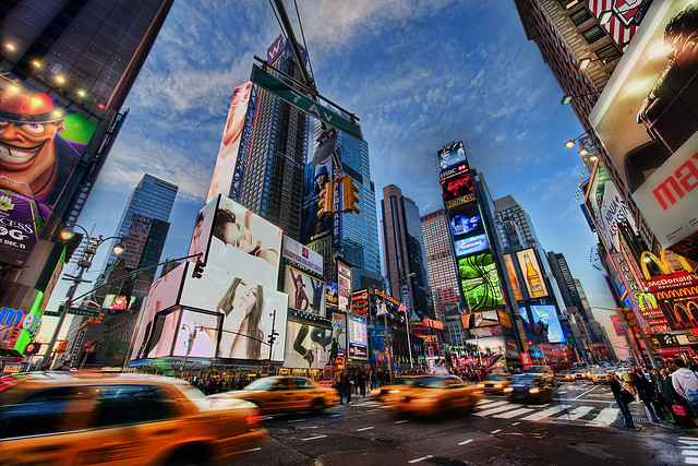 Guía rápida de los transportes de Nueva York