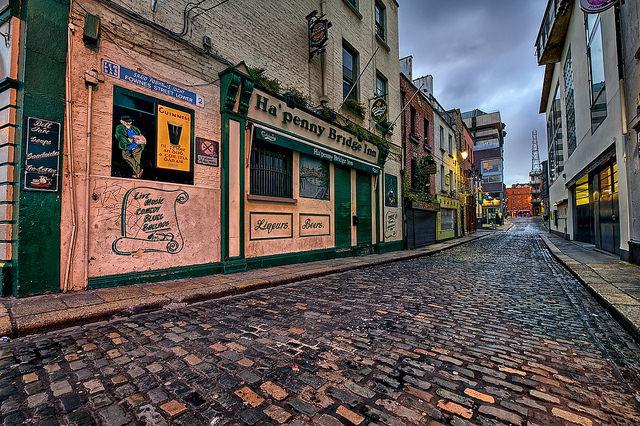 Happiness Bridge Inn en Dublin