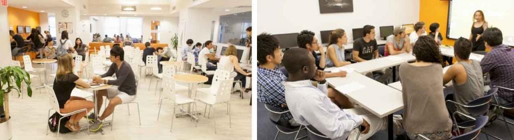 Academia EC para aprender inglés en Nueva York